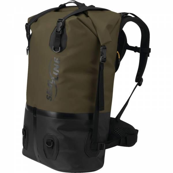 Sealline Pro™ 70 - wasserdichter Rucksack olive drab - Bild 2
