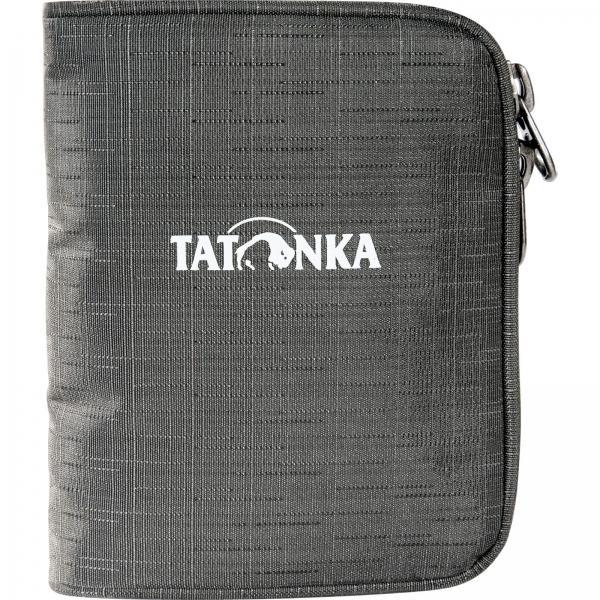 Tatonka Zipped Money Box - Geldbörse titan grey - Bild 1