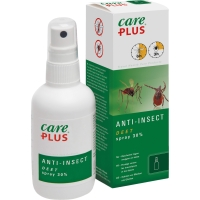 Care Plus Anti-Insect Deet Spray 30% - 100 ml