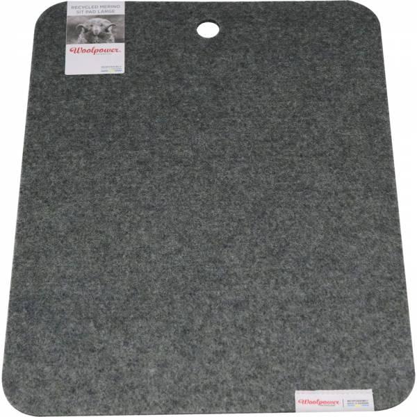 Woolpower Sit Pad Large - Sitzkissen - Bild 1