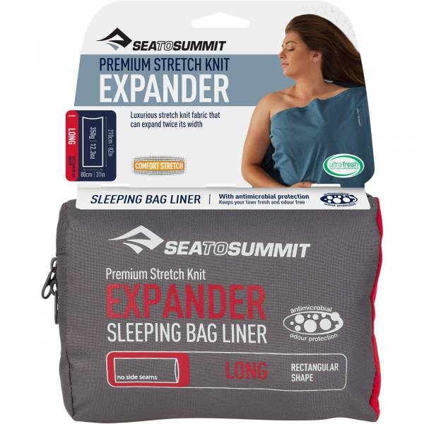 Sea to Summit Expander Liner Long - Inlet - Bild 1