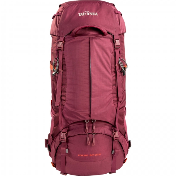 Tatonka Yukon 50+10 Women - Trekkingrucksack bordeaux red - Bild 7