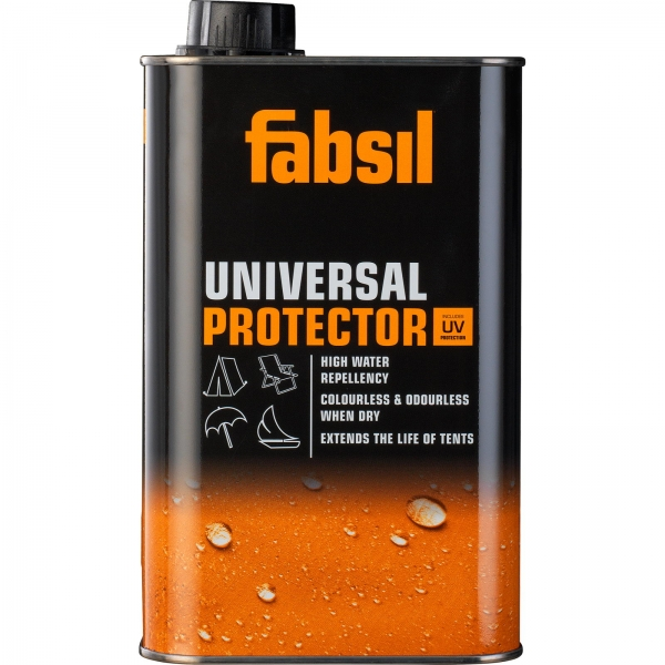 fabsil Universal Silicone Waterproofer +UV - 1 Liter - Bild 1