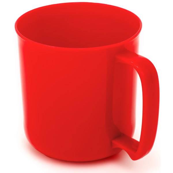 GSI Cascadian Mug - Becher red - Bild 3