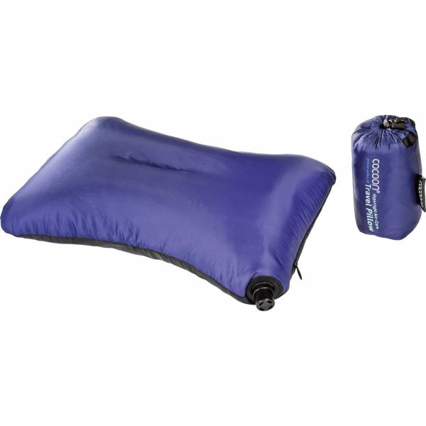COCOON Air-Core Pillow Microlight - Reise-Kopfkissen - Bild 1