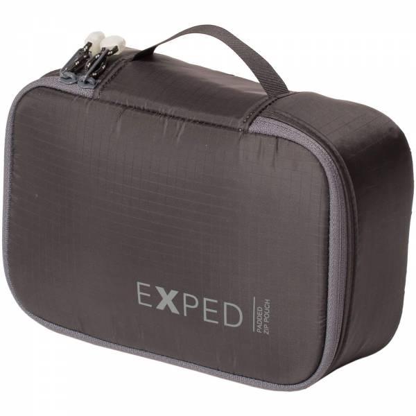 EXPED Padded Zip Pouch M - gepolsterte Tasche black - Bild 2