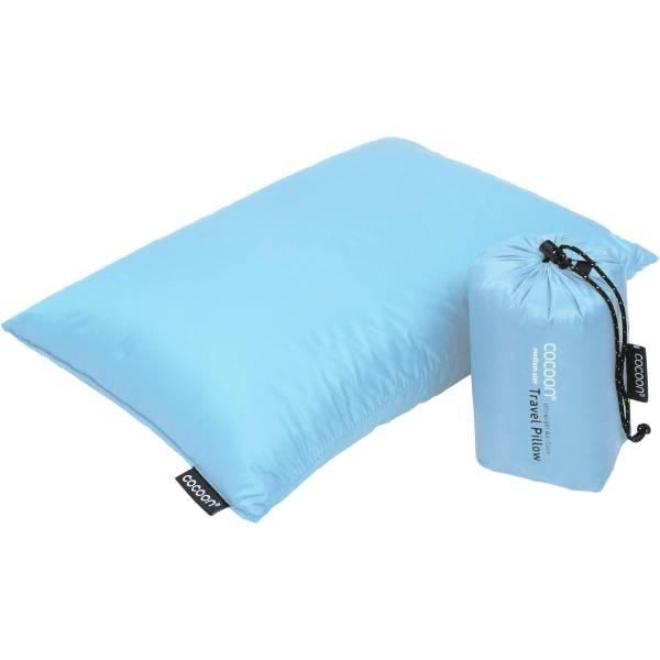 COCOON Down Pillow Small - Daunen-Kopfkissen light blue - Bild 1