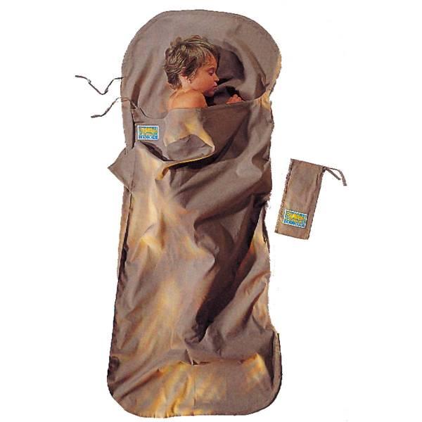 COCOON Cotton KidsSack - Inlet für Kinder khaki - Bild 1