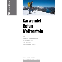 Panico Verlag Karwendel-Rofan-Wetterstein - Skitour Führer