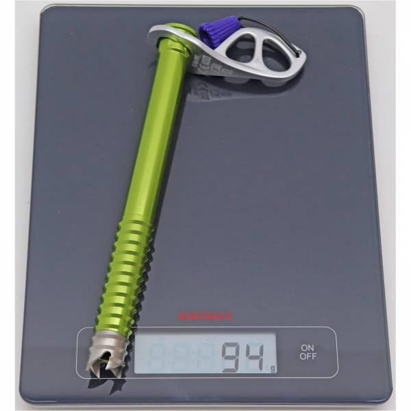 Black Diamond Ultralight Ice Screw - 22 cm Eisschraube - Bild 2