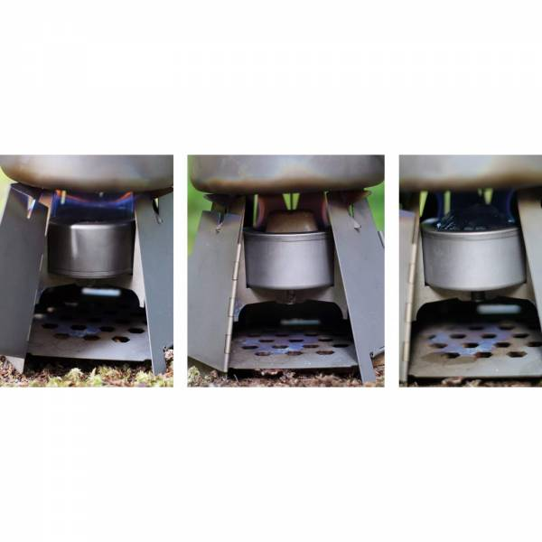 VARGO Hexagon Converter Stove - Brennereinsatz - Bild 3