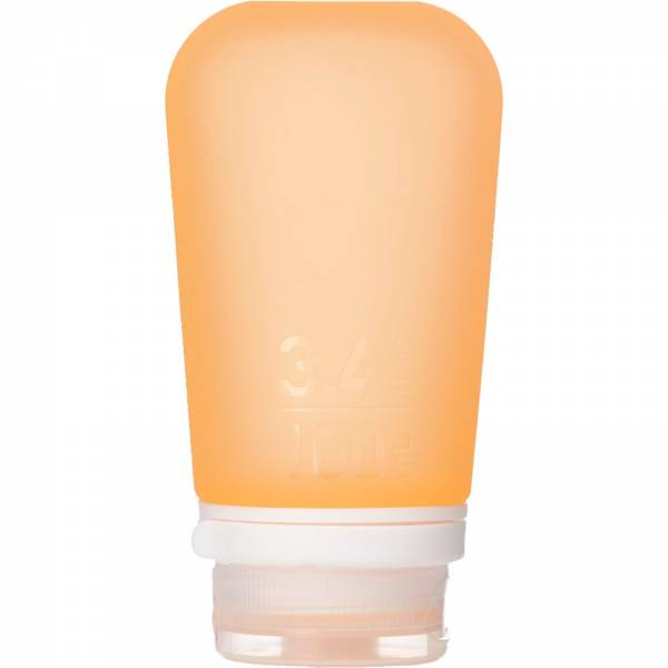 humangear GoToob+ - 100 ml Tube orange - Bild 1
