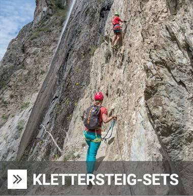 Klettersteig-Sets