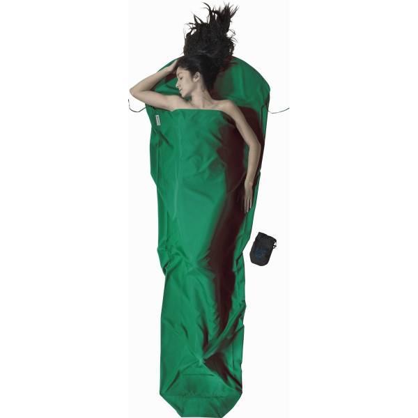 COCOON Microfiber MummyLiner - Inlet moss green - Bild 3