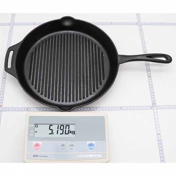Petromax Grill-Feuerpfanne gp35 - Grillpfanne - Bild 3