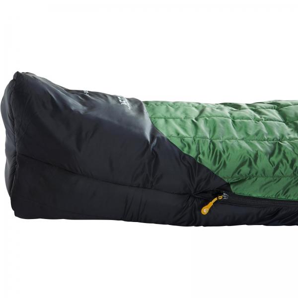 Nordisk Gormsson -20° Mummy - Winterschlafsack artichoke green-mustard yellow-black - Bild 14