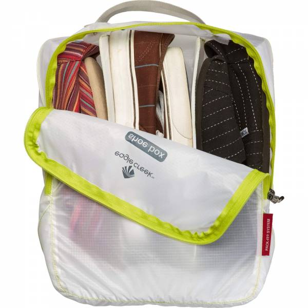 Eagle Creek pack-it Multi Shoe Cube - Schuhtasche white-strobe - Bild 4