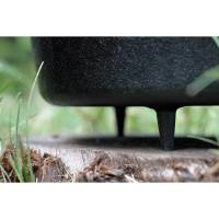 Vorschau: Petromax Feuertopf ft 9 mit Füßen - Dutch Oven - Bild 3