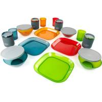 GSI Infinity 4 Person Deluxe Tableset - Geschirrset