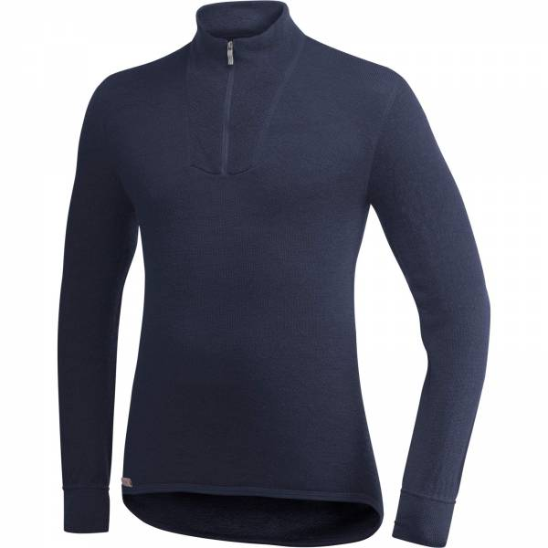 Woolpower POLO-Hemd 400 - Merino dark navy - Bild 2