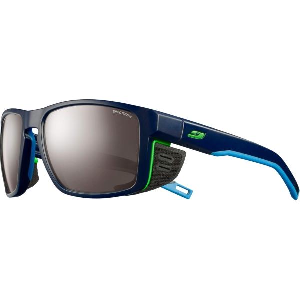 JULBO Shield Spectron 4 - Sonnenbrille dunkelblau-blau-grün - Bild 1