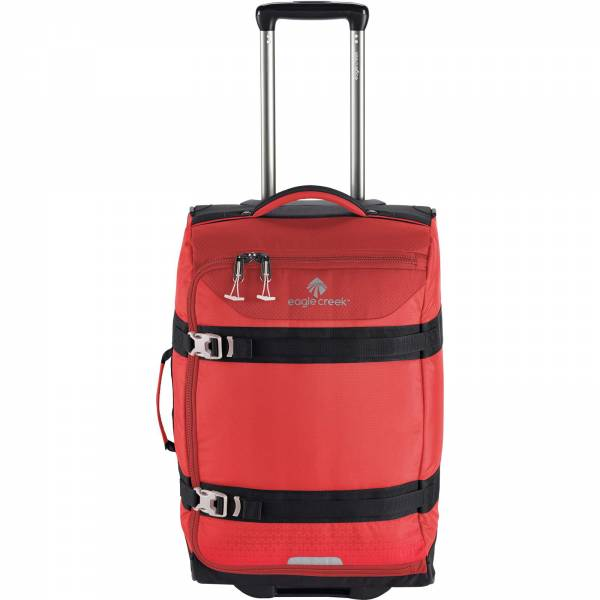 Eagle Creek Expanse Wheeled Duffel International Carry On - Handgepäck-Trolley volcano red - Bild 11