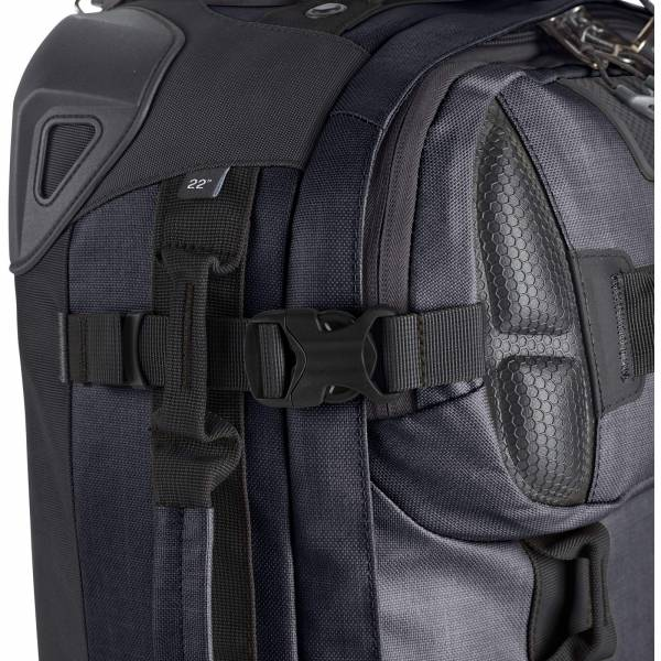 Eagle Creek ORV Wheeled Duffel International Carry-On - Handgepäck-Trolley asphalt black - Bild 7
