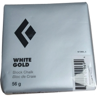 Black Diamond Solid White Gold Chalk - 56 g Block