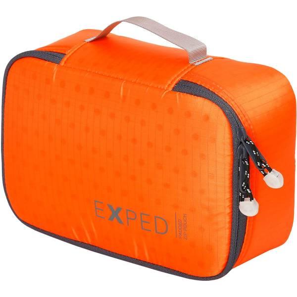 EXPED Padded Zip Pouch M - gepolsterte Tasche orange - Bild 1