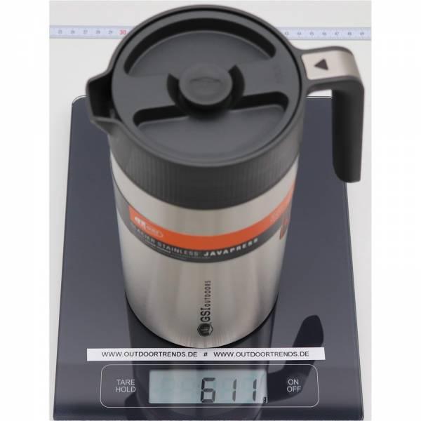 GSI Glacier Stainless® Java Press™ - Kaffee-Kanne mit Filter - Bild 2