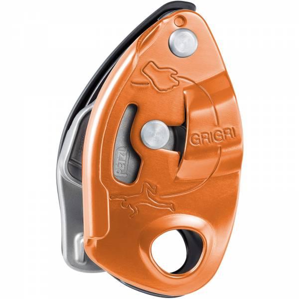 Petzl Grigri 3 - Sicherungsgerät rot-orange - Bild 1