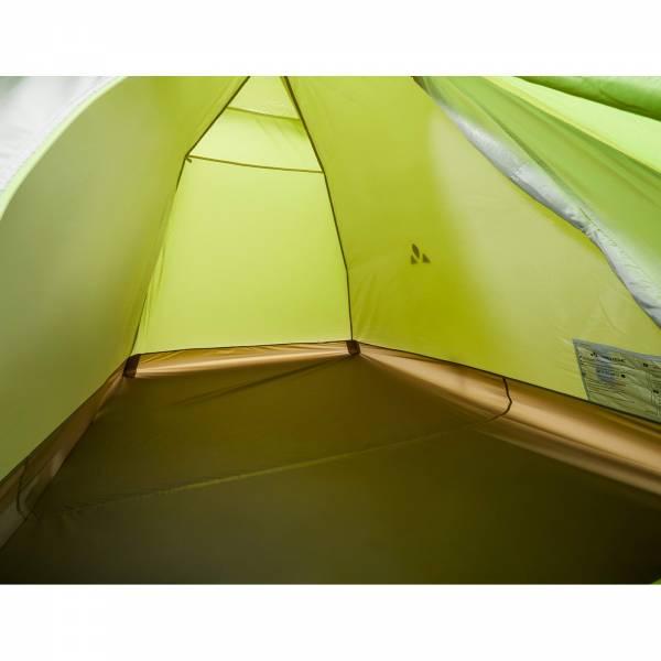 VAUDE Campo Compact 2P - 2-Personen-Zelt chute green - Bild 4