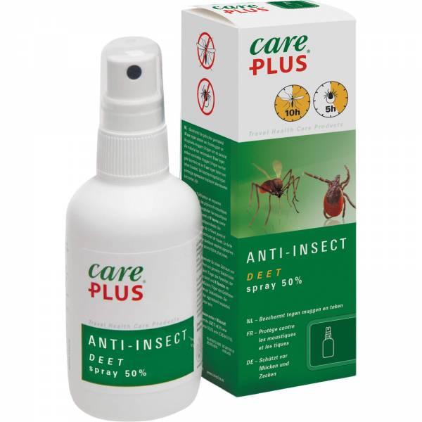 Care Plus Anti-Insect Deet Spray 50% - 60 ml - Bild 1