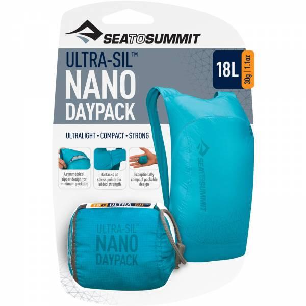 Sea to Summit Ultra-Sil Nano Daypack - Rucksack - Bild 8