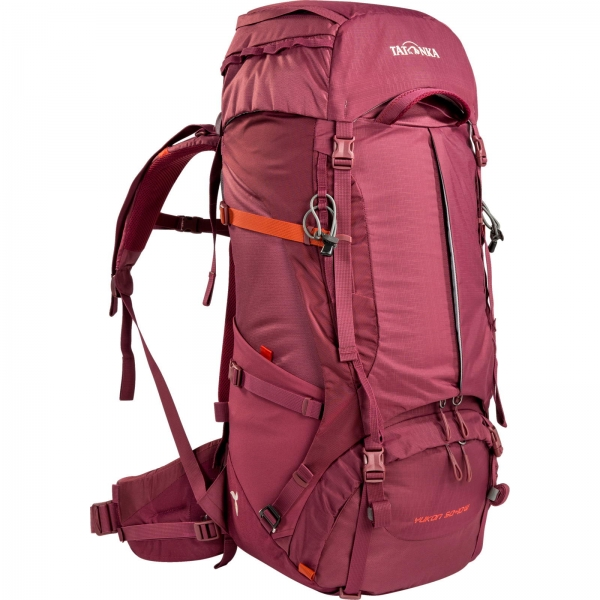 Tatonka Yukon 50+10 Women - Trekkingrucksack bordeaux red - Bild 5