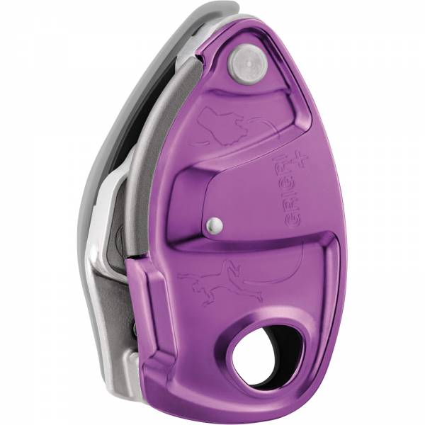 Petzl GRIGRI+ - Sicherungs-Gerät violett - Bild 2