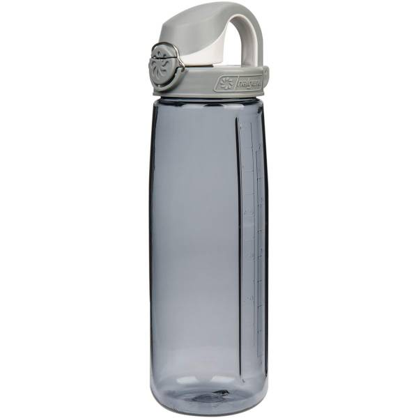 Nalgene Everyday OTF 0,65 Liter Trinkflasche grau - Bild 2