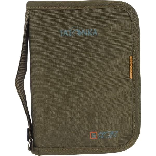 Tatonka Travel Zip M - RFID BLOCK - Dokumenten-Tasche olive - Bild 2