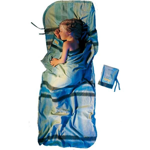 COCOON Cotton Flanell KidsSack - Inlet für Kinder khaki - Bild 1