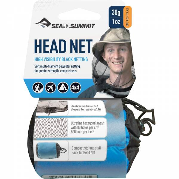 Sea to Summit Mosquito Headnet Standard - Moskitonetz Kopf - Bild 1
