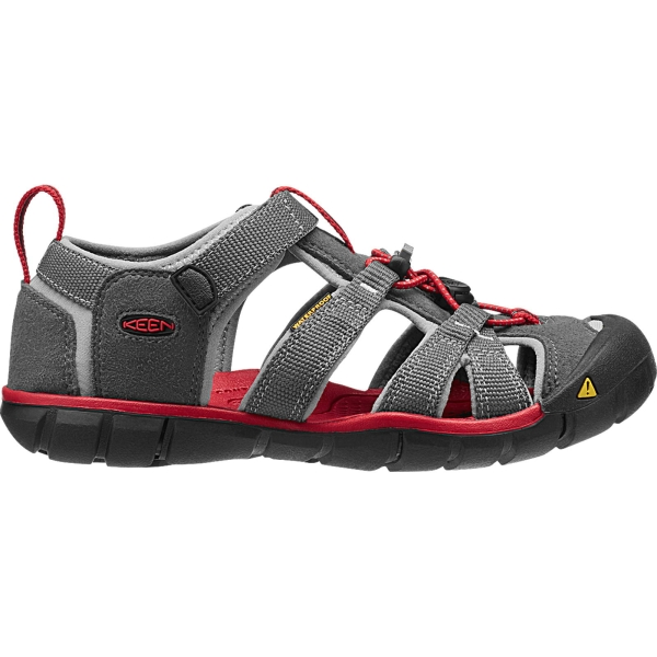 KEEN Youth Seacamp II CNX - Jugendsandalen magnet-racing red - Bild 5