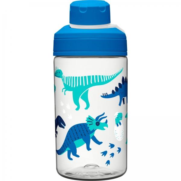 Camelbak Chute Mag Kids 14 oz - 400 ml Trinkflasche hatching dinos - Bild 10