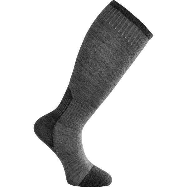 Woolpower Socks Skilled Liner Knee-High - Kniestrümpfe dark grey-grey - Bild 1