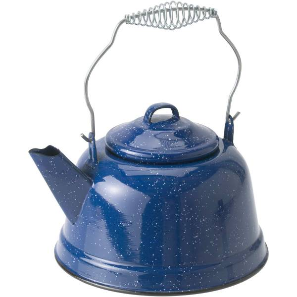 GSI Tea Kettle - Enamel Wasserkessel blue - Bild 1