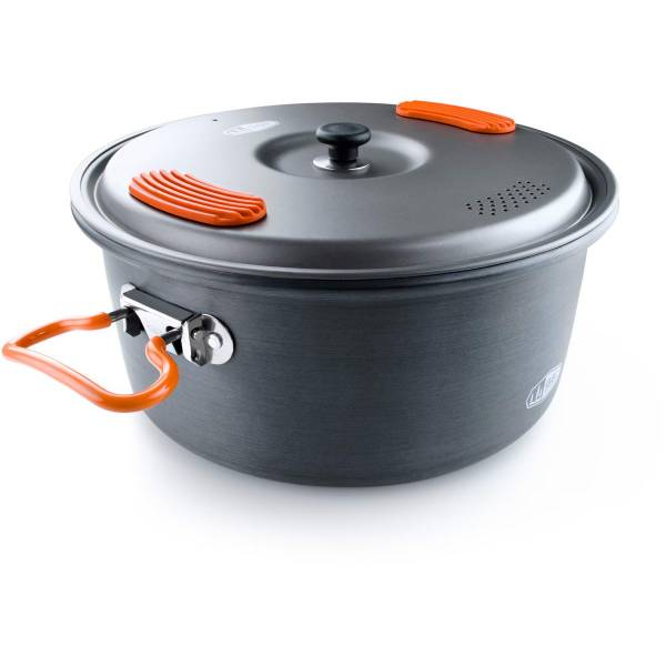 GSI Halulite 3.2 L Pot - HA-Alu-Topf - Bild 1