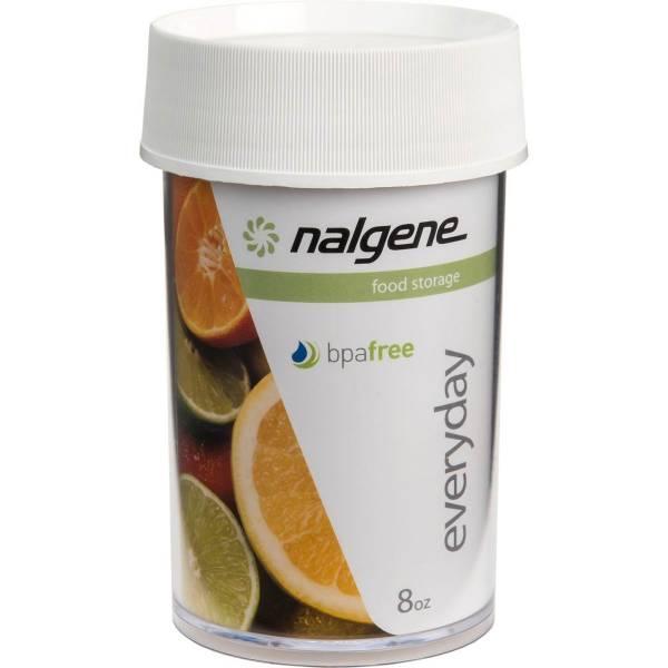 Nalgene Dose Polycarbonat - 250 ml weiß - Bild 1