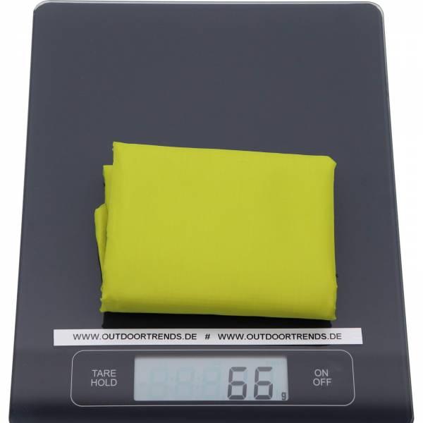 Therm-a-Rest Stuff Sack Pillow - Kopfkissen-Packsack limone-grey print - Bild 2