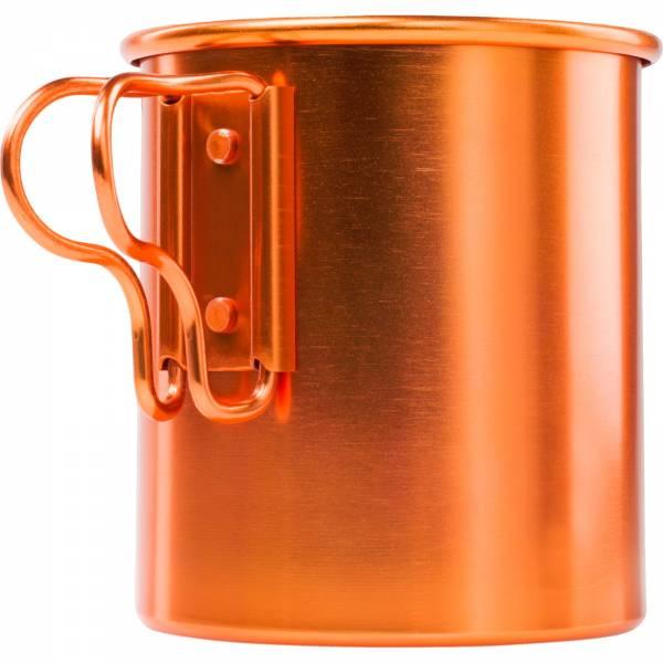 GSI Bugaboo 14 fl. oz. Cup  - Aluminium Becher orange - Bild 9