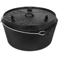 Petromax Feuertopf ft 18 ohne Füße - Dutch Oven