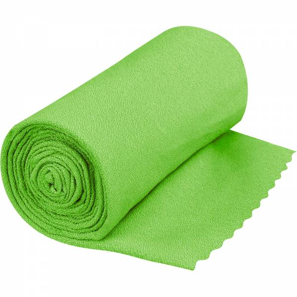 Sea to Summit AirLite Towel XL - Funktionshandtuch lime - Bild 3